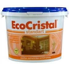 Интерьерная краска Ирком EcoCristal Standart ИР-231