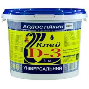 Клей Ирком ПВА D-3