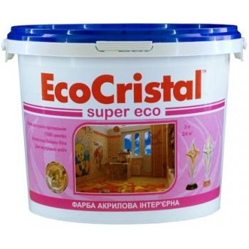 Интерьерная краска Ирком ProCristal  Econom ИР-230