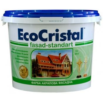 Фасадная краска Ирком EcoCristal Fasad-Standart ИР-131